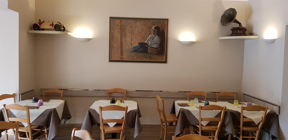 Ristorante pizzeria Lungomare a Livorno
